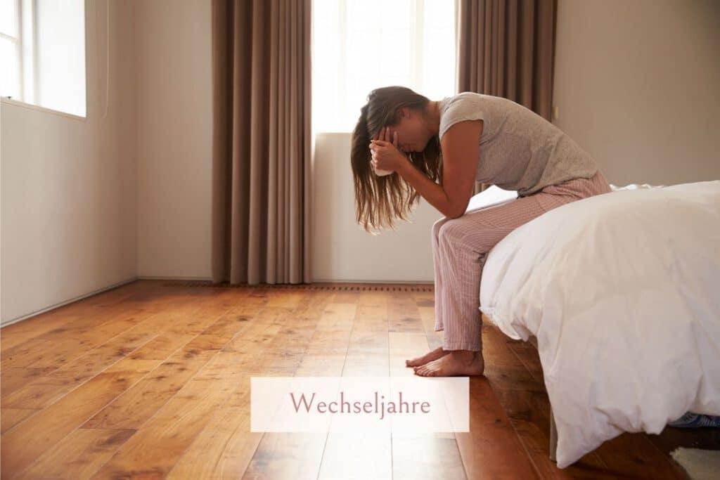 Stimmungsschwankungen in den Wechseljahren belasten viele Frauen