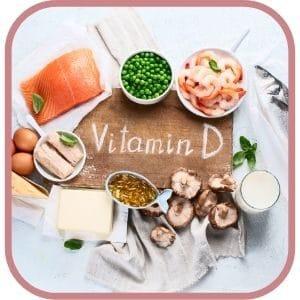 Nährstoff Vitamin D