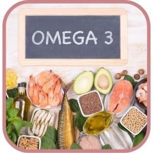 Omega 3 in Lebensmitteln